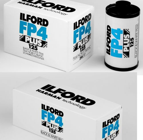 Black and White Film Processing